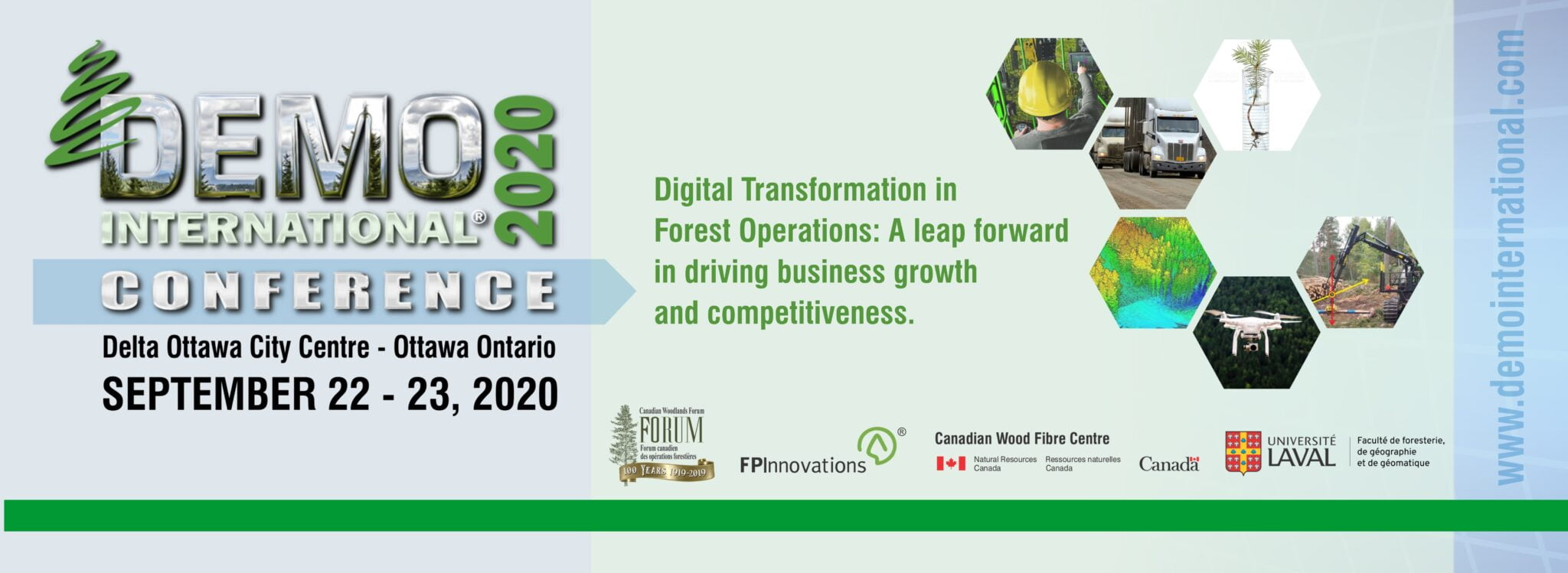 demo conference digital transformations banner