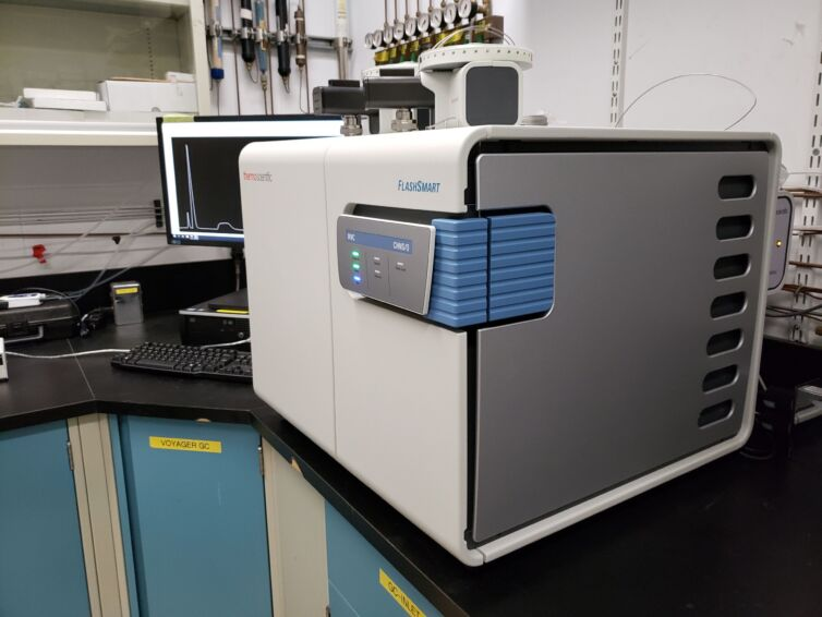 FPInnovations Elemental analyzer