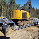 A rewarding evaluation and coaching service for forestry contractors
