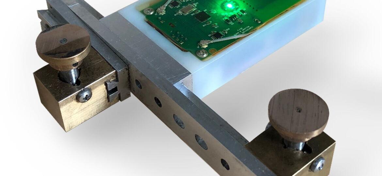 image of SAWSense temperature sensor