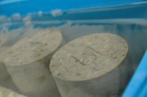 bioproducts in concrete