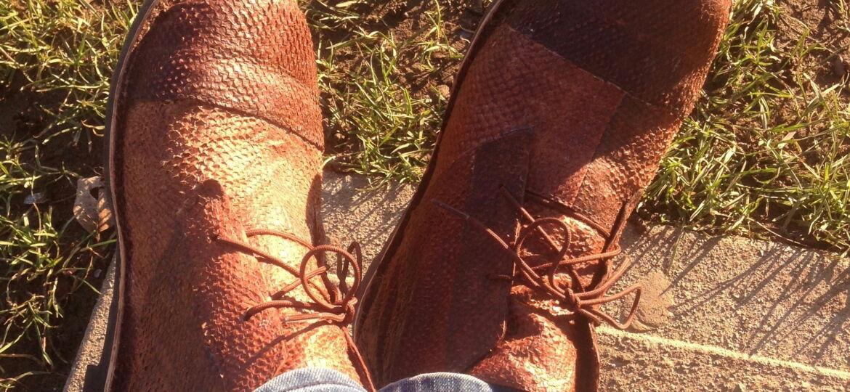 Sunny 7L Boots in East Van-ft