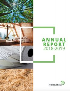 2018-2019 FPInnovations Annual Report