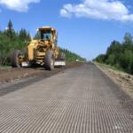 Géosynthétiques de renforcement : une solution pour les routes non revêtues à faible capacité portante
