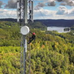 LTE Network: Coming soon to a forest near you
